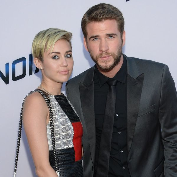 Whoa: Did Miley Cyrus Just Become a Mrs?