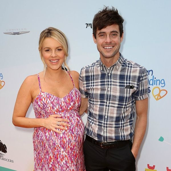 This Is the Super Sweet Thing Ali Fedotowsky's Fiance Has Done for Her Every Day of Her Pregnancy