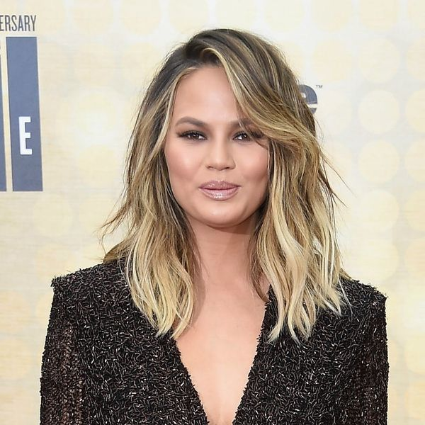 Chrissy Teigen May Have Just Won First Prize for the Best Disney Photo Ever