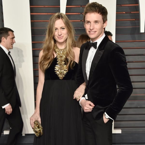 Eddie Redmayne Just Got the Best Father's Day Gift Ever in the Form of a Newborn Baby and This Is Her Name