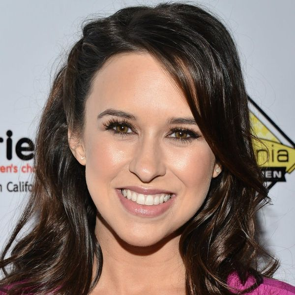 Lacey Chabert Proves She Was the Most Glam Baby Ever With This Hilarious Father's Day Throwback