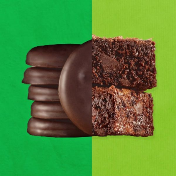 Stop Everything: You Can Now DIY Girl Scout Cookie Creations