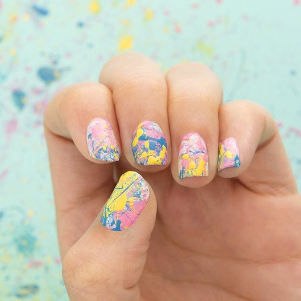This Pinterest Beauty Trend Is the Must-Try Manicure of the Summer