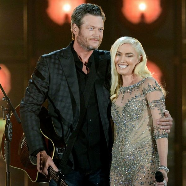 You Have to See the Adorable Message Gwen Stefani Sent to Blake Shelton for His Birthday