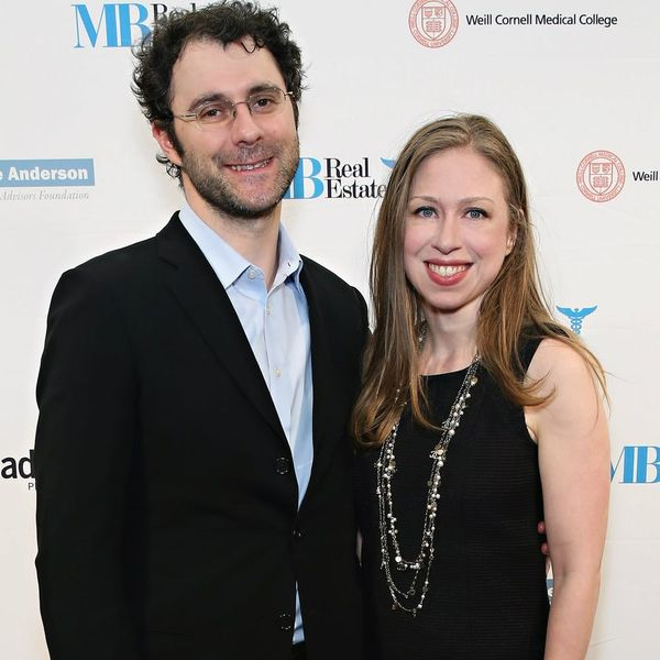 This Is the Super Sweet Name Chelsea Clinton Has Chosen for Her Newborn Baby