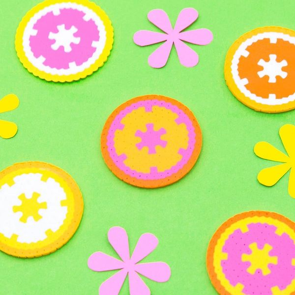 Your Favorite Childhood Craft Is Back — And We're Making Coasters With It