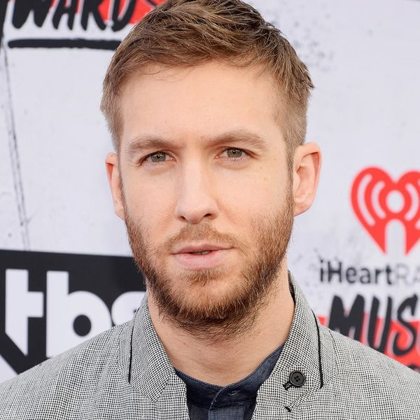 Is Calvin Harris' Most Recent Outfit a Huge Diss to Taylor Swift?
