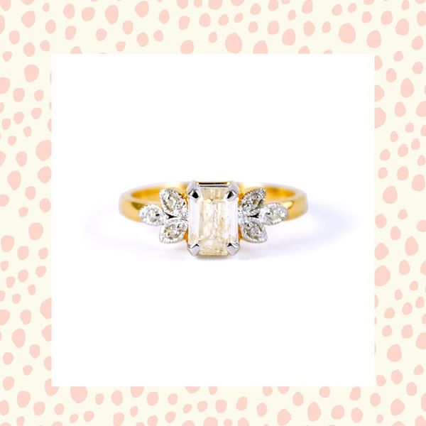 Engagement Ring Trends Throughout the Decades