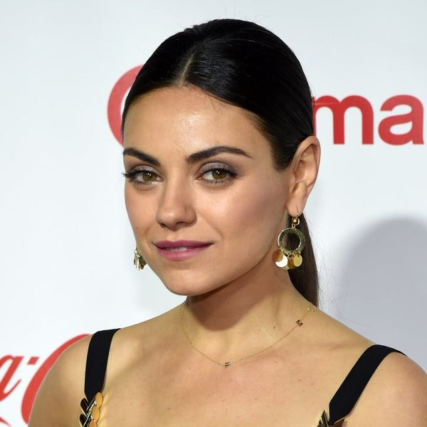 """Mila Kunis Reveals Why She Fears a """"Demon Baby"""""""