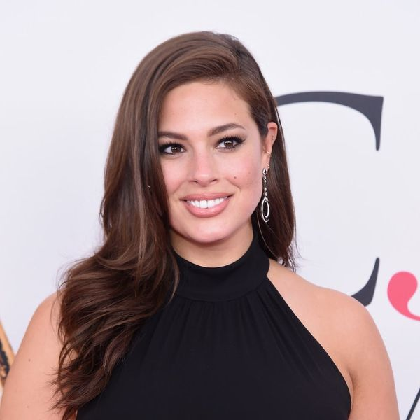 Ashley Graham Is Going to Charm You With Her Cellulite-Embracing Pic