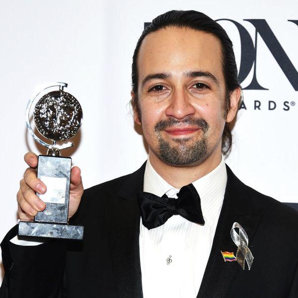 Lin-Manuel Miranda Really *Is* Leaving Hamilton Behind