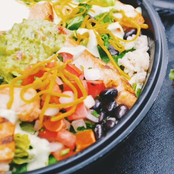 6 Fast Food Menu Items That Are Actually Kind of Healthy