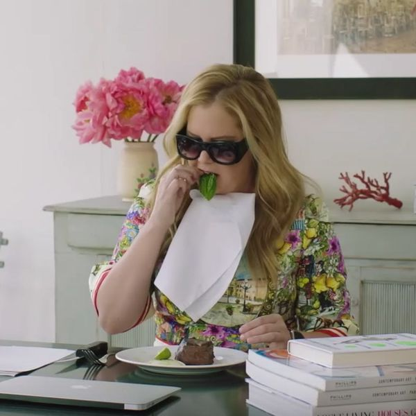 Here's What Happened When Amy Schumer and Anna Wintour Swapped Lives