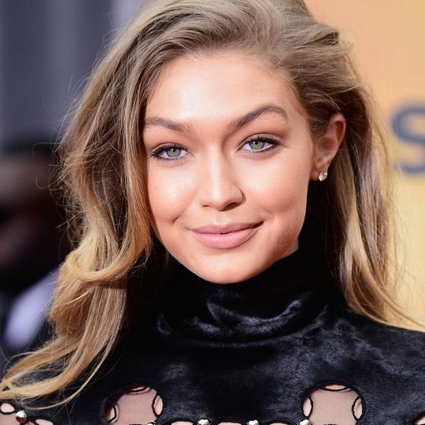 Gigi Hadid May Be the Latest Celeb to Get a Perm