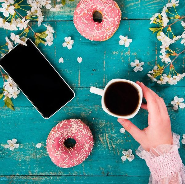 Dunkin' Donuts Will Now Let You Order from Your Smartphone