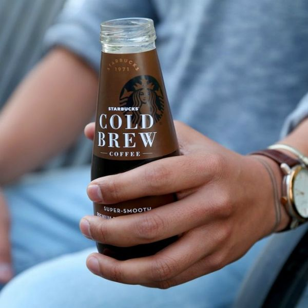 Now You Can Get Starbucks Cold Brew in a Bottle