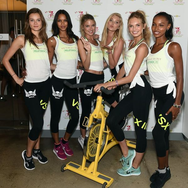 Here Are the Key Workout Tips That Keep Victoria's Secret Angels Fit