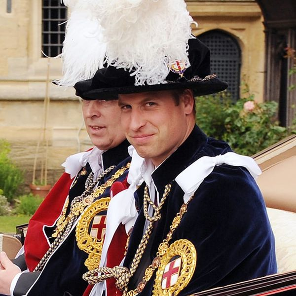 Prince William Just Dressed Like an IRL Disney Prince