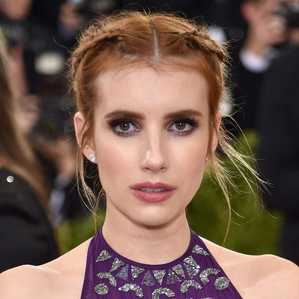 Forget Clutches. Emma Roberts' Bag Is the Perfect Summer Wedding Accessory