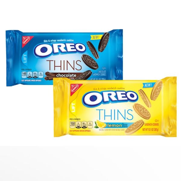 There Are 2 New Flavors of Oreos Hitting the Shelves This Summer!