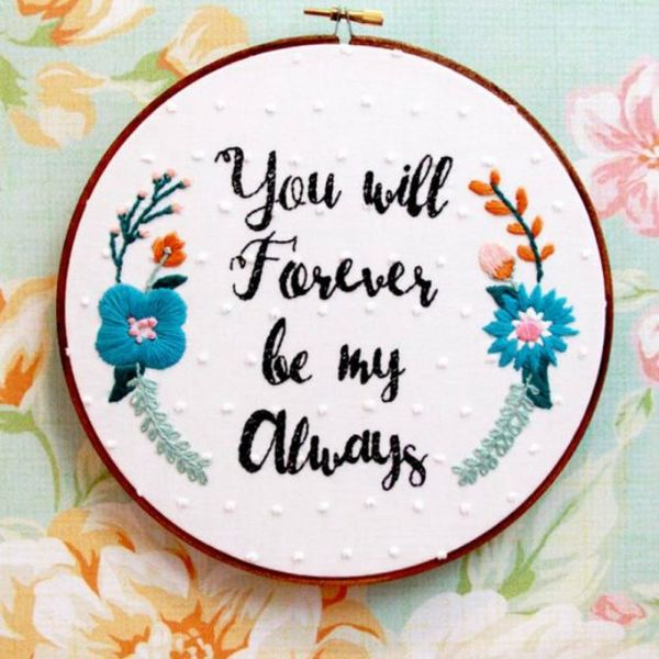 8 Ways to Turn Your Fave Quotes into DIY Wall Art