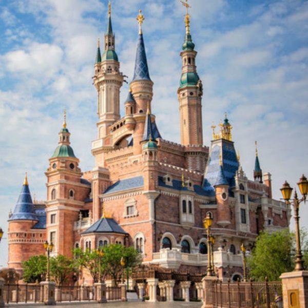 Disneyland Shanghai Looks Like Actual Disney Paradise