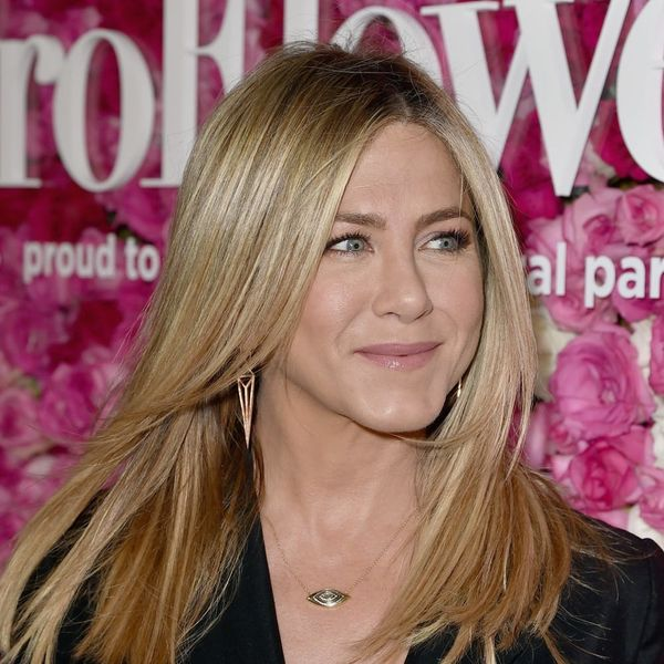 Jennifer Aniston Reveals the Truth About Her Hair