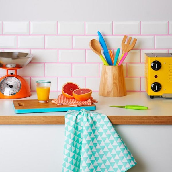 Colorful Grout Is a Thing and It's Ah-mazing