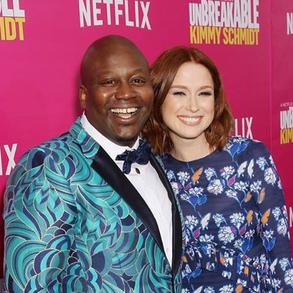 """Watch Kimmy Schmidt's Titus Andromedon HILARIOUSLY Audition for """"Hamilton"""""""