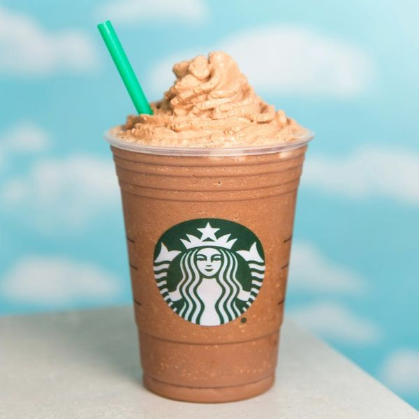 Starbucks' New Double Double Fudge Bar Frappuccino Seems Too Good to Be True