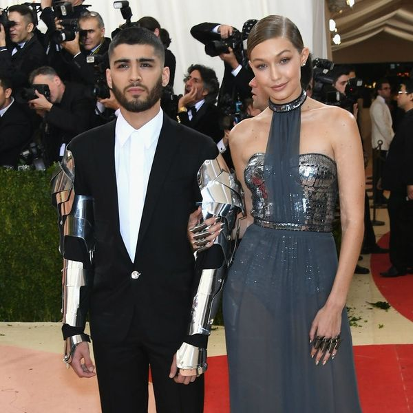 See the Super Sweet Message Gigi Hadid Wrote to Zayn Following His Concert Cancellation