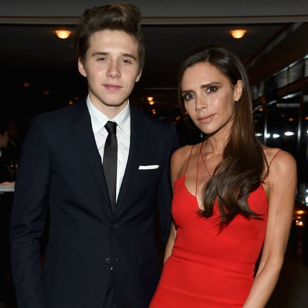 Victoria Beckham Proves She Has a Sense of Humor With This Hilarious Mother/Son Pic