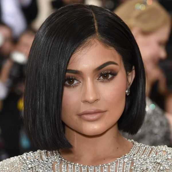 You'll Never Guess What Kylie Jenner Used As Lipstick Before Lip Kits Were on the Scene