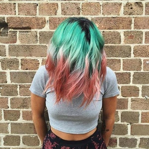 This Is the One Hair Trend That Might Trump Unicorn Hair