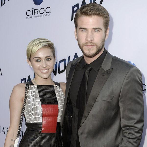 Miley Cyrus and Liam Hemsworth's Rumored Wedding Plans Sound SO Dreamy