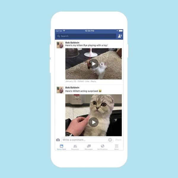 Facebook Is Now Letting You Comment in a Whole New Way