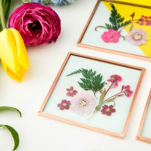 The Prettiest DIY Gifts for the Floral Lover In Your Life