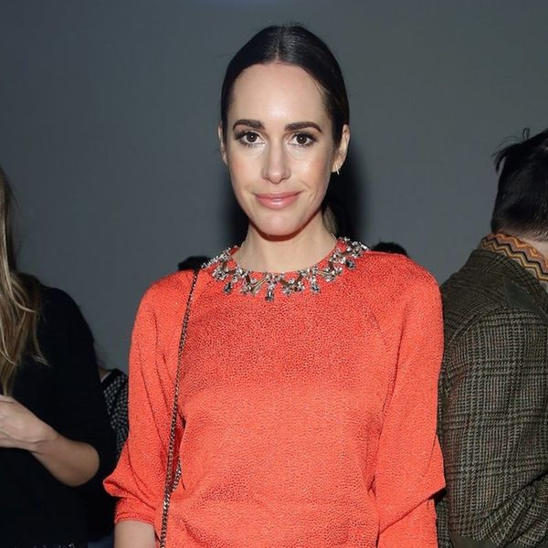 Louise Roe Is Preppy Summer Perfection With This Simple Style Hack