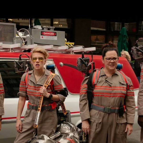 Melissa McCarthy's Response to the Ghostbusters Haters Is PRICELESS
