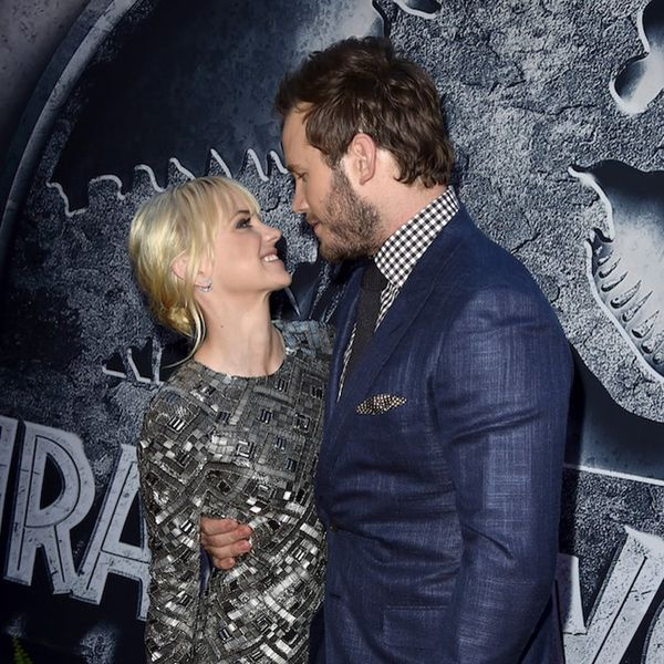 Chris Pratt and Anna Faris Taking Wrestling Lessons Together Is As Adorable As It Sounds