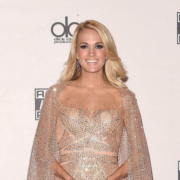 Carrie Underwood Is the Latest Celeb to Chop Off Her Hair