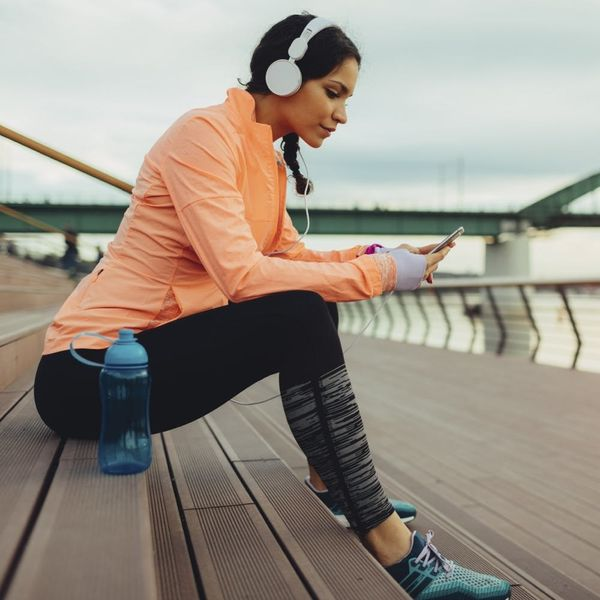10 Podcasts That'll Help You Be Your Healthiest Self