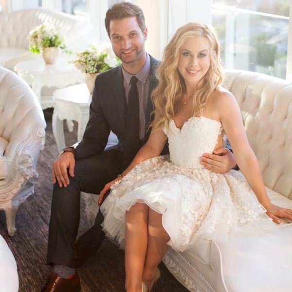 Here Is Why Tara Lipinski Banned This One Popular Color at Her Engagement Party