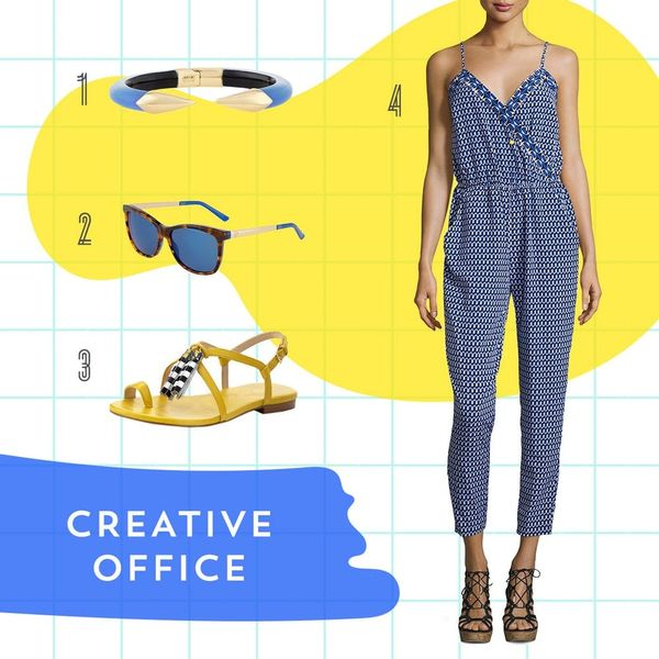 Here's Your Go-To Guide for This Summer's Office Attire