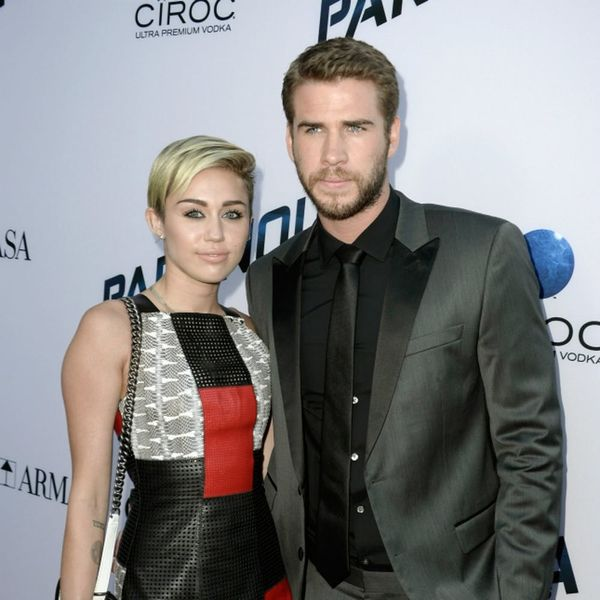 The Story Behind Miley Cyrus' Engagement Ring Will Make You Swoon