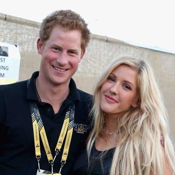 Prince Harry and Ellie Goulding Might Be an Item