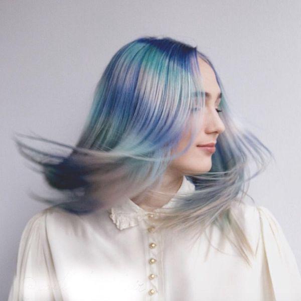 10 Prismetallic Hair Colors That'll Take Your Breath Away