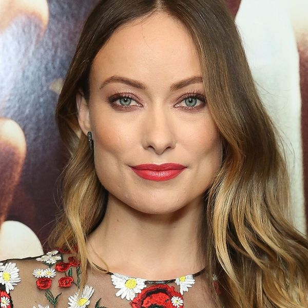 See the Genius Way Olivia Wilde Wore Cutouts As Maternity Wear
