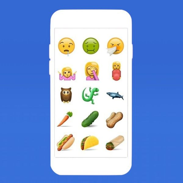 ALERT: 72 Brand New Emoji Are Arriving THIS MONTH