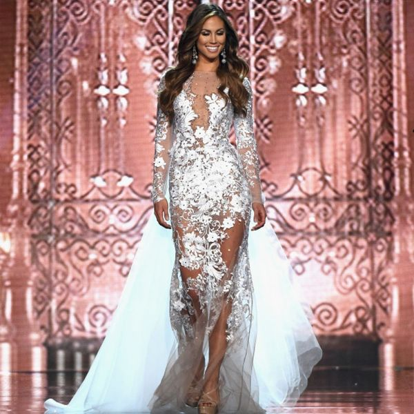 The Best Reactions to #MissHawaii's Question During the Miss USA Pageant